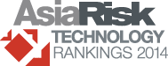 Asia Risk Technology Rankings 2014